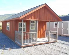 Bargain Structures in Stock | Pine Creek Structures