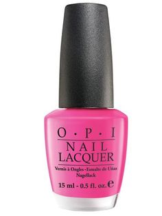 OPI nail lacquer - she wears colors like these on her toes