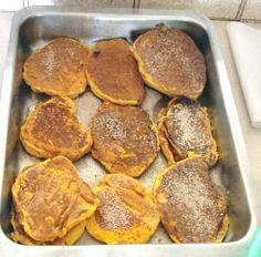 Pumpkin Fritters / Pampoenkoekies (Favourite South African Recipes)