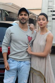 30 photos for everyone who likes to pretend that Varun Dhawan and Alia Bhatt are dating - 30 photos for everyone who likes to pretend Alia and Varun are a couple - Bollywood Couples, Bollywood Stars, Bollywood Celebrities, Bollywood Actress, Celebrity Couples, Celebrity Photos, Alia Bhatt Photoshoot, Wedding Photoshoot, Alia Bhatt Varun Dhawan