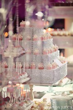 indian wedding reception dessert table inspiration