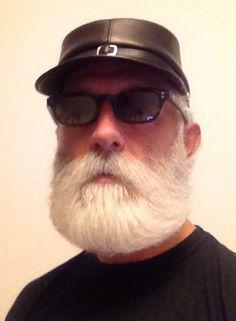 Hipster Beard Tattoo