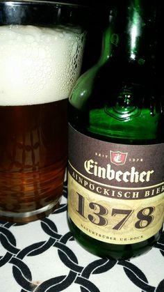 """Einbecker 1378 """"Ainpökisch  Bier"""" Bock. Einbeck, Lower-Saxony, Germany"""