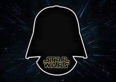 Star Wars: Free Printable Invitations.