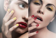 BEAUTY 1 by FRICHOT GUILAINE, via Behance