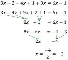 Resolved Linear Equations with fractions, parenthesis, etc. Math Homework Help, Math Help, Math For Kids, Fun Math, Cool Math Tricks, Statistics Math, Mathematics Geometry, Parts Of Speech Practice, Maths Solutions