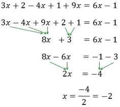 Resolved Linear Equations with fractions, parenthesis, etc. Math Homework Help, Math Help, Math Lessons, School Lessons, Parts Of Speech Practice, Cool Math Tricks, Statistics Math, Mathematics Geometry, Maths Solutions