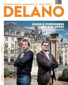 Delano - Should foreigners get the vote ?   Photography by Julien Becker (June 2015)