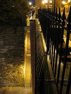 Exorcist Steps in Georgetown, DC
