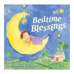 Bedtime Blessings (Hardcover) (Marianne Richmond) : Target