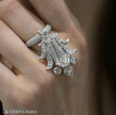Diamond amazing ring