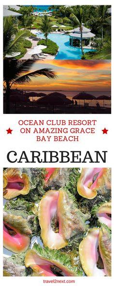 b5a3bb5f0d Ocean Club Resort on Amazing Grace Bay Beach. Since 1990