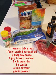 21 Day Fix Beef and Broccoli Stir Fry | Sue Kauffman Fitness