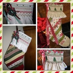 SewNso's Sewing Journal: Christmas Stocking Traditions and Inspiration