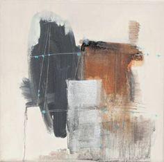 """Saatchi Art Artist Ines Benedicto; Painting, """"´#3', Serie Plata"""" #art"""