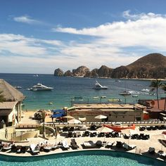 A nice place for a lil' R Cabo San Lucas-Casa Dorado Resort Vacation Destinations, Vacation Trips, Dream Vacations, Nice Place, Cabo San Lucas, Island Life, Cant Wait, Spaces, Beach