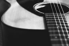 Let's Play, Guitar Fine Art Photography Music Room Decor Instrument Musical Photo Print Classical Wall Art Music Lover Gift Black and White on Etsy, $45.00