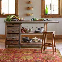 New Arrivals - Home Furniture & Decor | Sundance Catalog Reclaimed Furniture, Unique Furniture, Vintage Furniture, Furniture Decor, Leather Club Chairs, Kitchen Helper, Decoration, Home Furnishings, Home Accessories