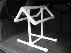 ... types furniture pvc saddle rack make a portable saddle rack out of