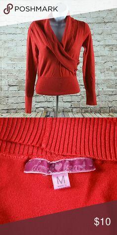 Womens Sweater Size Medium Womens Sweater. Derek Heart Sweaters Crew & Scoop Necks