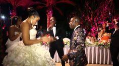 Nigerian Wedding in Dubai in  Burj Al Arab and Mina Al Salam