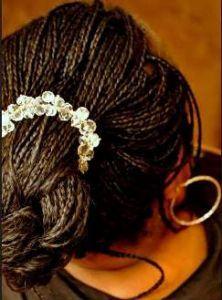 French Refined Bulk (Bulk Hair) worn by Deedee L.