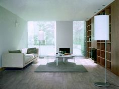 LOVE that this is tile floor and yet it actually looks like white washed wood! PERFECT for tropical climates where wood flooring just isnt feasible but you want the look! present-ceramic-floor-tiles-eko-logic click now for more. Home Floor Design, House Design, Living Room Designs, Living Room Decor, Living Rooms, Ceramic Floor Tiles, Ceramic Flooring, Wall Tiles, Modern Flooring