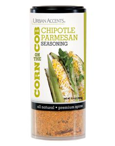Chipotle Parmesan Corn on the Cob Seasoning