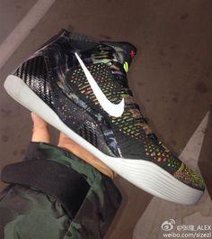 60df0ad27767 Nike Kobe 9 Low Masterpiece