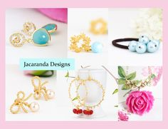 Jacaranda Designs Jewelry