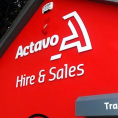 Actavo | Projects | CSS Signs Corporate Branding, Civil Engineering, Neon Signs, Letters, Graphic Design, Projects, Log Projects, Blue Prints, Brand Management
