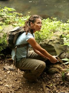 Kate Austen, Lost Love her. She reminds me a lot of Katniss. Movies Showing, Movies And Tv Shows, Nicole Evangeline Lilly, Serie Lost, Terry O Quinn, Lost Tv Show, Matthew Fox, In Another Life, Born To Run