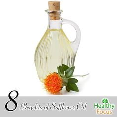 8 Benefits of Safflower Oil - Healthy Focus Wellness Tips, Health And Wellness, Safflower Oil, Living A Healthy Life, Muscle Pain, Carrier Oils, Heart Health, Arthritis, Benefit