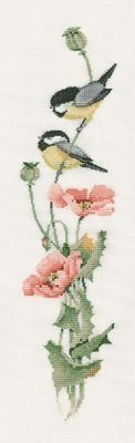 Cross Stitch Kits Serenade in Pink - Valerie Pfeiffer Duets Cross Stitch - Set of 4 Valerie Pfeiffer Bird Duet kitsToccata in Green, Rhapsody in Blue, Seranade in Pink Butterfly Cross Stitch, Cross Stitch Love, Cross Stitch Borders, Cross Stitch Animals, Cross Stitch Flowers, Cross Stitch Charts, Cross Stitch Designs, Cross Stitching, Cross Stitch Patterns