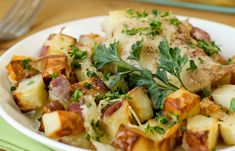 CHICKEN POTATO BAKE Potatoes tossed in garlic and olive oil and baked to a golden brown with tender, juicy chicken thighs. A family favorite. Chicken Potato Bake, Chicken Potatoes, Baked Chicken, Cheesy Chicken, Recipe Chicken, Garlic Chicken, Baked Boneless Chicken Thighs, Crockpot Chicken Thighs, Easy Chicken Thigh Recipes