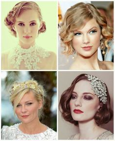 Wonderful Bridal Hairstyles and Modern Bridal Hairstyles 2014