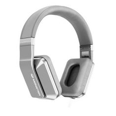 Monster Inspiration | Active Noise Isolation On Ear Headphones Silver