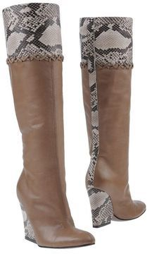 JUST CAVALLI High-heeled boots on shopstyle.com