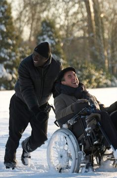 """The Intouchables"" - love this movie :)"