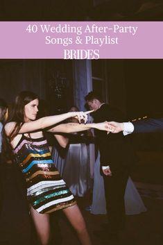 40 Wedding After-Party Songs & Playlist song 40 Wedding After-Party Songs & Playlist Wedding Party Songs, Wedding Reception Music, Wedding After Party, Wedding Dj, Budget Wedding, Wedding Shot, Wedding Decor, Dream Wedding, Wedding Ideas