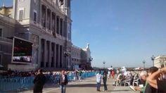 Escuelas Viatorianas Evangelizadoras . QUERBES  (EVE.Q): BIENVENIDA DE SCOUTS DE MADRID