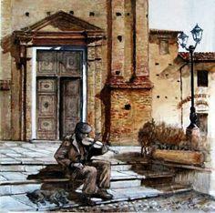 Artist: Bruno Vallino, Locana Canavese