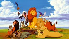 Disney's 'The Lion King' to Return to Theaters in Digital 3D