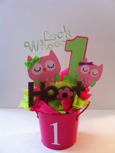 Look Whoou0027s One Owl Party Planning Ideas Supplies Idea Cake Decor | Pinterest | Owl parties Owl and Birthdays & Look Whoou0027s One Owl Party Planning Ideas Supplies Idea Cake Decor ...