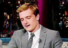 Josh laughing GIF