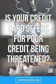 Credit Card Offers for Poor Credit History is the buzz phrase in the financial world right now. Credit card issuers are competing with one another to offer consumers more attractive deals. This is because it's not easy to get a credit card, especially if you have a low credit history. #creditscore #poorcreditscore #creditscoretips