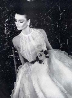Christian Dior dress, 1963