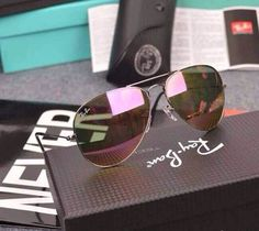 NEVER HIDE - Forever Ray-Ban.... #rayban #sunglasses