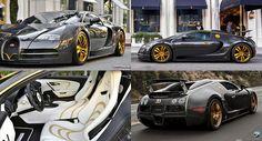 Welcome to Gabriel Atanbiyi Blog: Bespoke Mansory Bugatti Veyron Linea Vincero d'Oro...