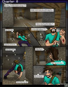 MC: The Beginning Chapter 0 - 5 by TomBoy-Comics on deviantART